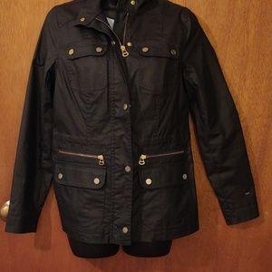 Tommy Hilfiger raincoat windbreaker jacket.